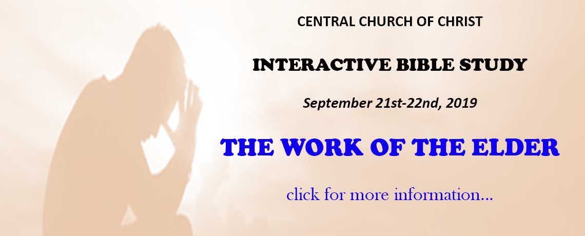 Interactive Bible Study 2019